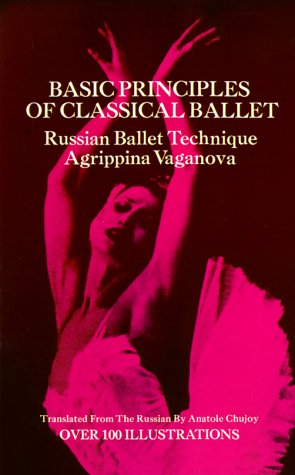 Basic Principles of Classical Ballet   1969 (Revised) edition cover