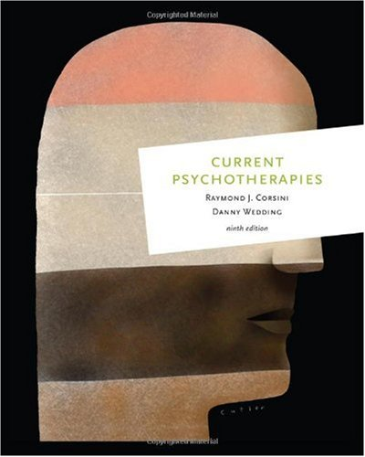Current Psychotherapies  9th 2011 edition cover