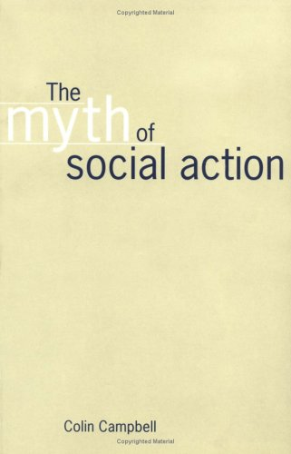 Myth of Social Action   1998 9780521646369 Front Cover