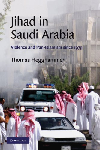 Jihad in Saudi Arabia Violence and Pan-Islamism Since 1979  2010 9780521732369 Front Cover