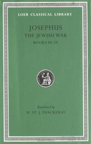 Jewish War   1927 edition cover