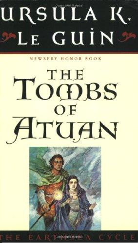 Tombs of Atuan   1971 edition cover