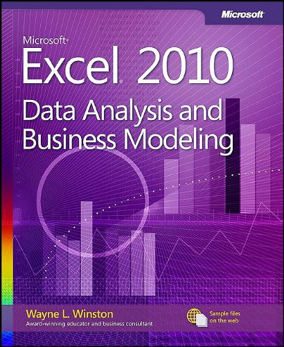 Microsoft� Excel� 2010 Data Analysis and Business Modeling 3rd 2011 edition cover