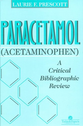 Paracetamol (Acetaminophen) A Critical Bibliographic Review  1996 9780748401369 Front Cover