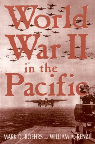 World War II in the Pacific Never Look Back 2nd 2003 (Revised) edition cover
