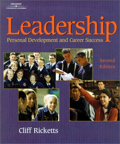 Leadership Personal Development and Career Success 2nd 2003 edition cover