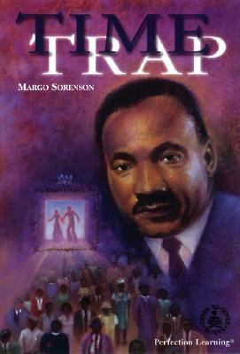 Time Trap: Martin Luther King Jr  1996 edition cover