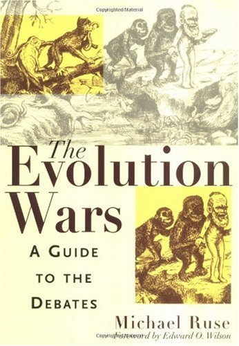 Evolution Wars A Guide to the Debates  2001 edition cover