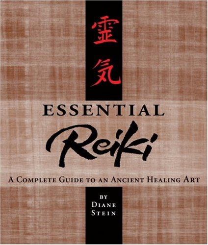 Essential Reiki A Complete Guide to an Ancient Healing Art  1995 edition cover