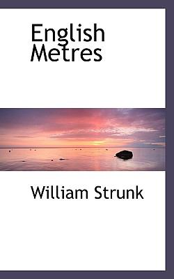 English Metres:   2009 edition cover