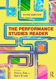 Performance Studies Reader  3rd 2016 (Revised) edition cover