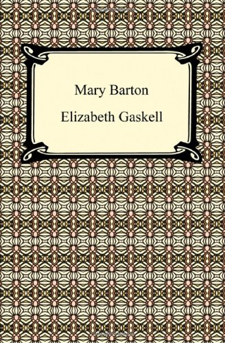 Mary Barton and Other Tales   2009 edition cover