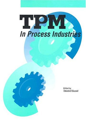 TPM in Process Industries   1994 edition cover