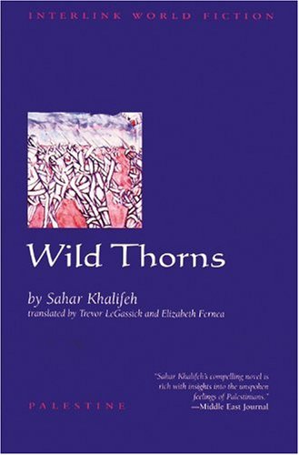 Wild Thorns   2000 9781566563369 Front Cover