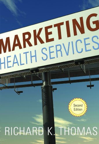 Marketing Health Services  2nd 2010 edition cover