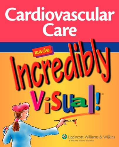 Cardiovascular Care Made Incredibly Visual!   2007 edition cover