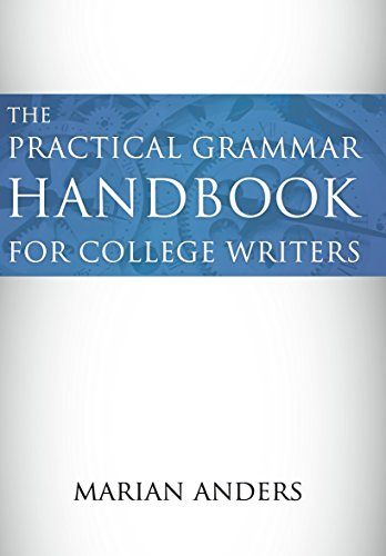 Practical Grammar Handbook for College Writers  2nd 2015 edition cover