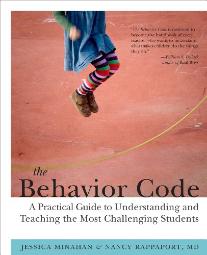 Behavior Code A Practical Guide to Understanding and Teaching the Most Challenging Students  2012 edition cover