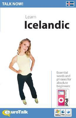 Talk Now! Icelandic  2007 edition cover