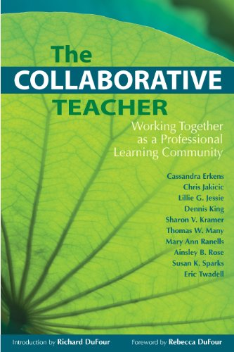Collaborative Teacher Working Together as a Professional Learning Community 2nd 2008 edition cover