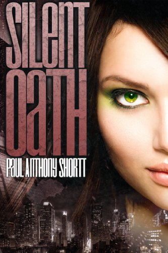 Silent Oath #2 of the Locked Within Trilogy  2011 9781937178369 Front Cover