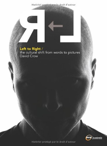 Left to Right The Cultural Shift from Words to Pictures  2006 edition cover