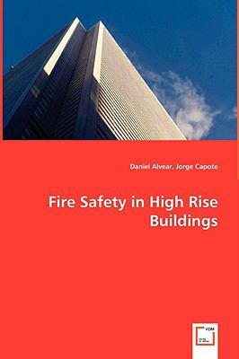 Fire Safety in High Rise Buildings   2008 9783836493369 Front Cover