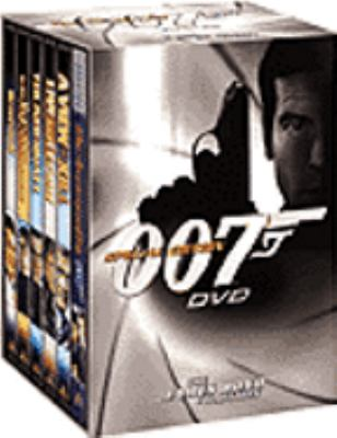 The James Bond Collection, boxed set (Special Edition) System.Collections.Generic.List`1[System.String] artwork