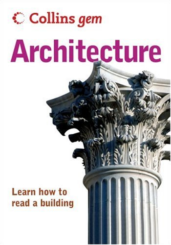 Collins Gem Architecture Learn How to Read a Building  2007 edition cover