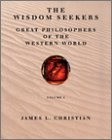 Wisdom Seekers Great Philosophers of the Western World  2002 9780030751370 Front Cover