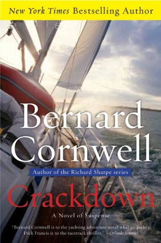 Crackdown A Novel of Suspense N/A 9780061438370 Front Cover