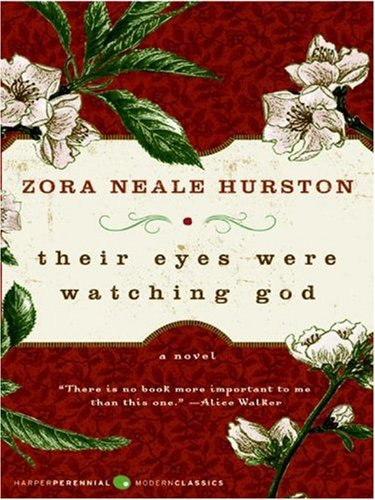 Their Eyes Were Watching God  Large Type  9780061470370 Front Cover