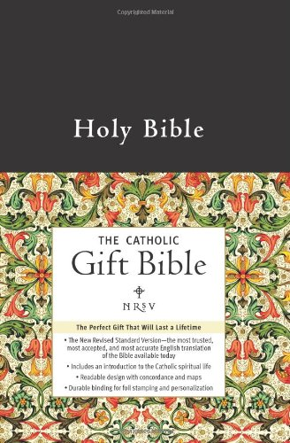 Catholic Gift Bible  N/A edition cover