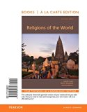 Religions of the World, Books a la Carte Edition  13th 2016 9780133852370 Front Cover