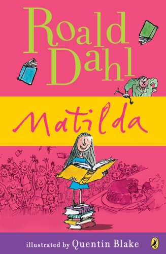 Matilda  N/A 9780142410370 Front Cover