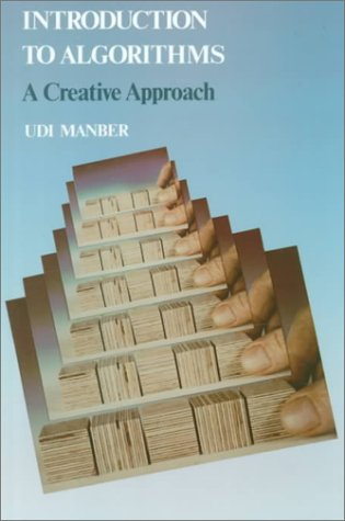 Introduction to Algorithms  1st 1989 edition cover