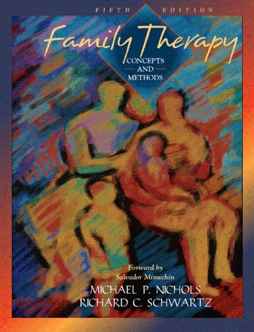 Family Therapy Concepts and Methods 5th 2001 edition cover