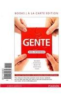 Gente Nivel intermedio, Books a la Carte Edition  2013 edition cover