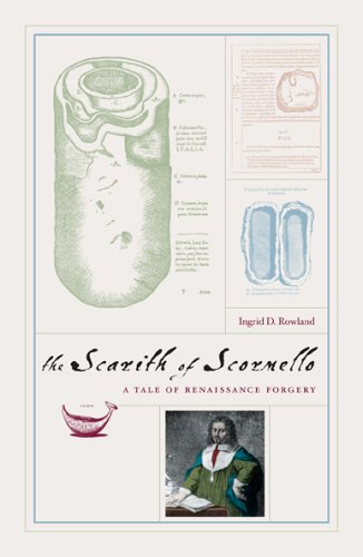 Scarith of Scornello A Tale of Renaissance Forgery  2004 edition cover