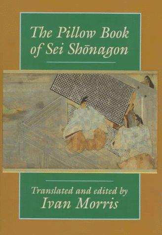 Pillow Book of Sei Shonagon  N/A edition cover