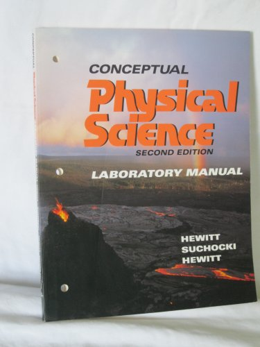 Conceptual Physical Science  2nd 1999 (Lab Manual) 9780321035370 Front Cover