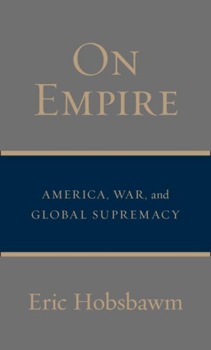 On Empire America, War, and Global Supremacy  2008 edition cover