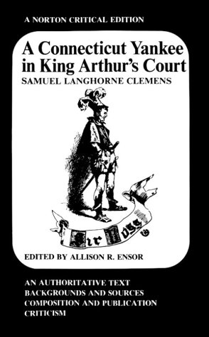 Connecticut Yankee in King Arthur's Court   1982 edition cover