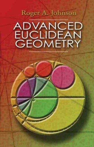 Advanced Euclidean Geometry   2007 edition cover