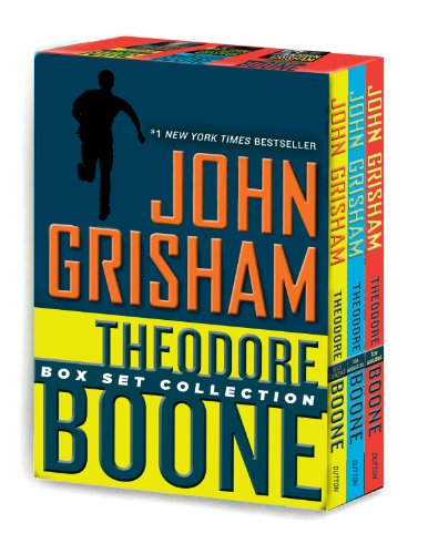 Theodore Boone Box Set  N/A 9780525426370 Front Cover
