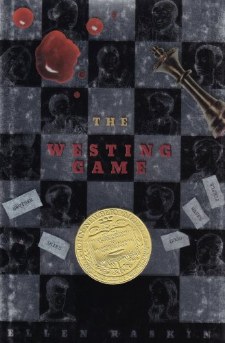 Westing Game  25th 2003 (Anniversary) edition cover