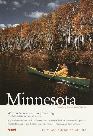 Minnesota  2nd 2000 9780679004370 Front Cover