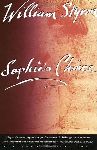 Sophie's Choice  N/A edition cover