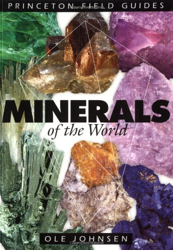 Minerals of the World   2002 edition cover