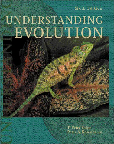 Understanding Evolution  6th 2000 (Revised) edition cover